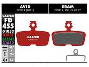 GALFER Avid Code Wet Weather Disc Brake Pads (red) FD455G1851