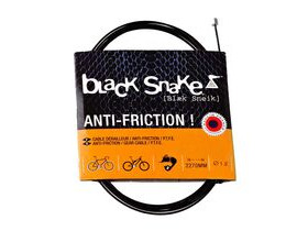 KBLE CABLES Black Snake Anti Friction inner Gear cables
