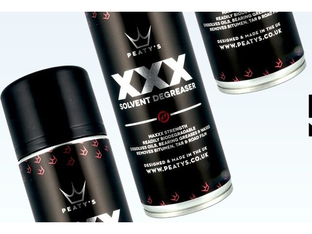 PEATY'S XXX Solvent Degreaser 400ml click to zoom image