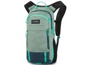 DAKINE Womens Syncline 12L Hydration Pack with bladder in Lichen