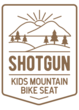 SHOTGUN KIDS MOUNTAIN BIKE SEAT