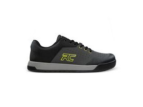 Ride Concepts Hellion Shoes Charcoal / Lime