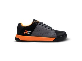 Ride Concepts Livewire Youth Shoes Charcoal / Orange