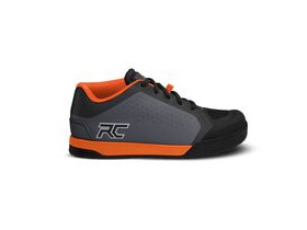 Ride Concepts Powerline Shoes Charcoal / Orange