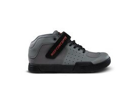 Ride Concepts Wildcat Youth Shoes Charcoal / Red