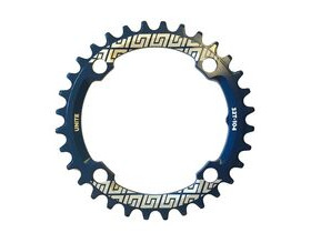 UNITE COMPONENTS Grip Ring 104 BCD in Blue