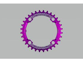 UNITE COMPONENTS Grip Ring 104 BCD in Purple