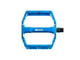 UNITE COMPONENTS Instinct Pedal in Blue