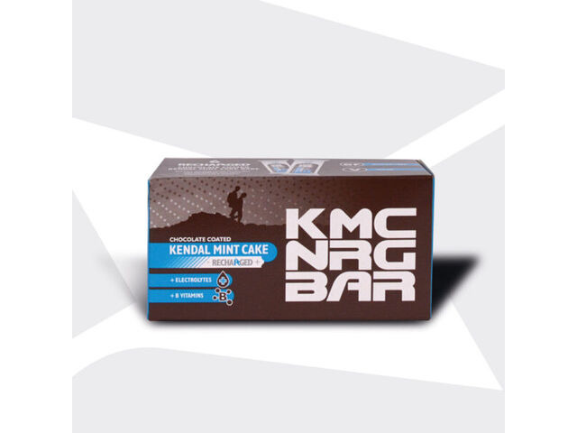 KENDAL MINT CO Kendal Mint Cake Recharged Chocolate Coated Box 6 click to zoom image
