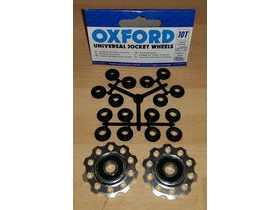 OXFORD Aluminium Lightweight Jockey wheels