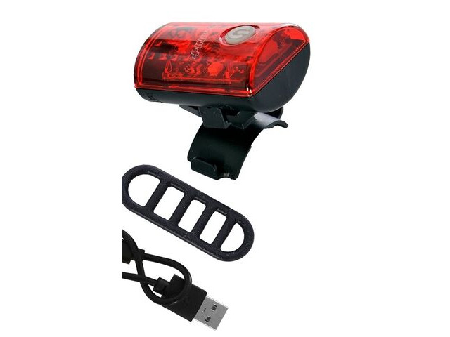 OXFORD Ultra Torch Mini+ Rear LED click to zoom image
