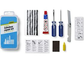WELDTITE External Tubeless Tyre Puncture Repair kit