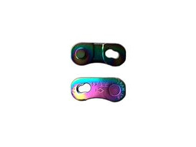SRAM 12 Speed Powerlock Chain Links Rainbow (pair)