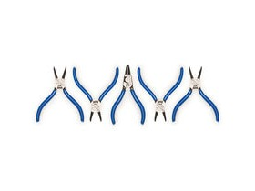 PARK TOOLS RPSET-2 Snap Ring Plier Set