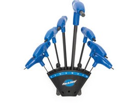 PARK TOOLS PH-1.2 P-Handled Hex Wrench Set with Holder