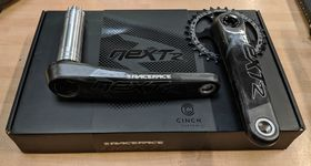 RACE FACE Next R Carbon Cranks 175mm 30mm Spindle