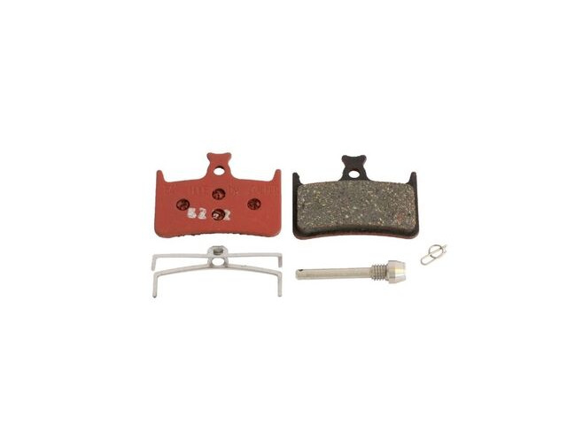 HOPE Tech 3 E4 Organic ( Standard ) Disc Brake Pads click to zoom image