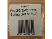 HOPE Pro 2 & 3 & 4 - Pro 2 evo - Replacement Pawl Springs Set 4