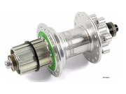 HOPE Pro 4 Rear Hub Silver 135mm Quick Release