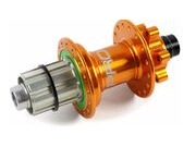 HOPE Pro 4 Rear Hub Orange 142 x 12 mm