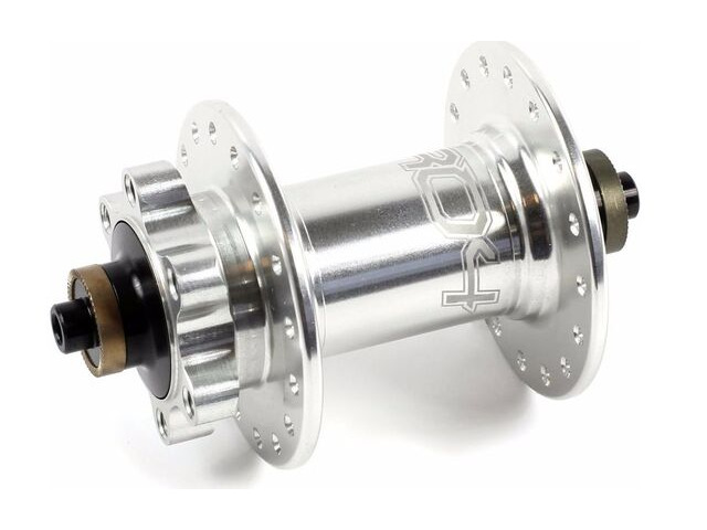 HOPE Pro 4 Front Hub Silver Quick Release click to zoom image