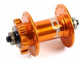 HOPE Pro 4 Front Hub Orange Quick Release