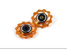 HOPE Jockey Wheels Orange 11T