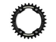 HOPE Narrow Wide Chainring 96 BCD in Black