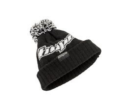 HOPE Wonky Wollies Bobble Hat in Black
