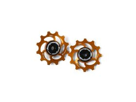 HOPE 12T Jockey Wheels Orange