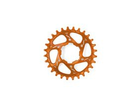 HOPE Direct Mount Chainring in Orange
