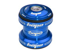 "HOPE Traditional 1 1/8"" Headset in Blue"