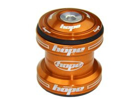 "HOPE Traditional 1 1/8"" Headset in Orange"