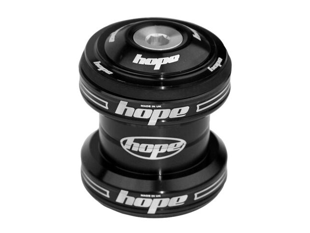 "HOPE Traditional 1 1/8"" Headset in Black click to zoom image"