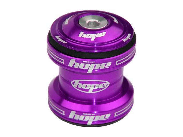 "HOPE Traditional 1 1/8"" Headset in Purple click to zoom image"