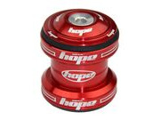 "HOPE Traditional 1 1/8"" Headset in Red"
