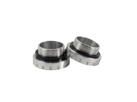 HOPE Bottom Bracket Stainless 68-73-83mm - 30mm axle in Silver