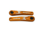 HOPE Ebike Cranks 165mm Orange Narrow Offset